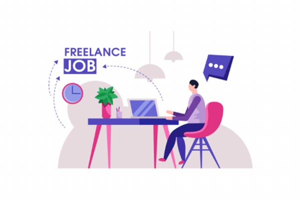 Làm Freelancer kiếm tiền online tại nhà dễ dàng
