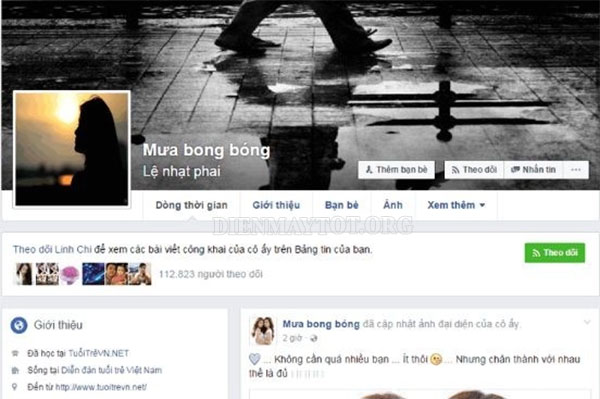 tên biệt danh cho con gái trên facebook